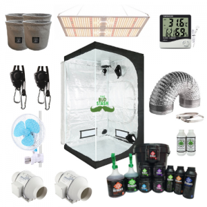 Full Indoor Grow Set-Up - Grow Your Own Cannabis at Home